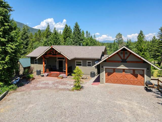 245 Beta Road, Hungry Horse, MT 59919 (MLS #22111515) :: Whitefish Escapes Realty