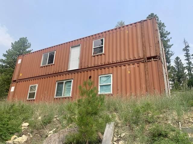 Nhn Parcel 68 Elk Meadows, Lincoln, MT 59639 (MLS #22111521) :: Peak Property Advisors