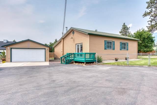 235 Holloway Lane, Florence, MT 59833 (MLS #22111531) :: Peak Property Advisors