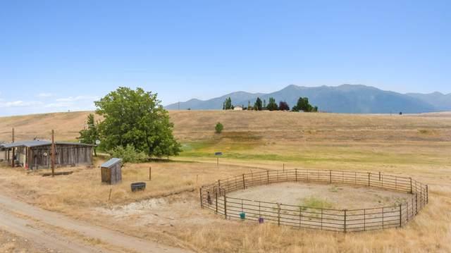1800 Mill Springs Road, Eureka, MT 59917 (MLS #22111554) :: Montana Life Real Estate