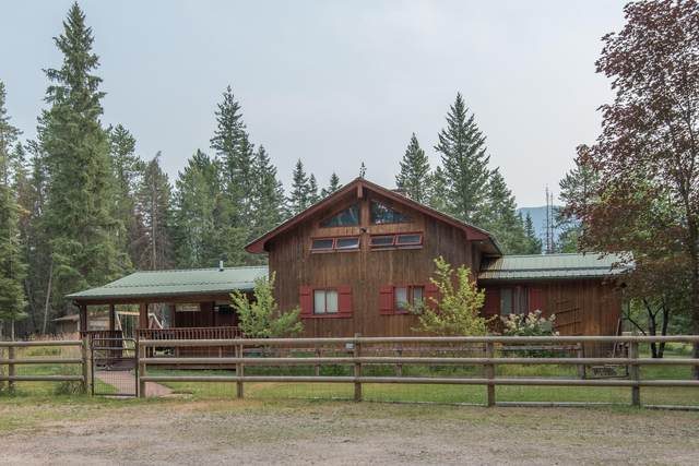 139 Foothill View Lane, Bigfork, MT 59911 (MLS #22111556) :: Whitefish Escapes Realty