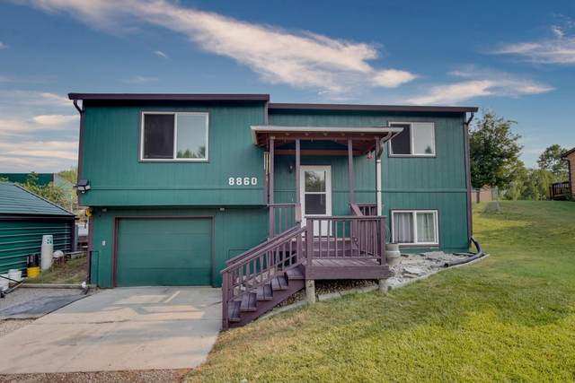 8860 Sharptail Drive, Missoula, MT 59808 (MLS #22111557) :: Whitefish Escapes Realty