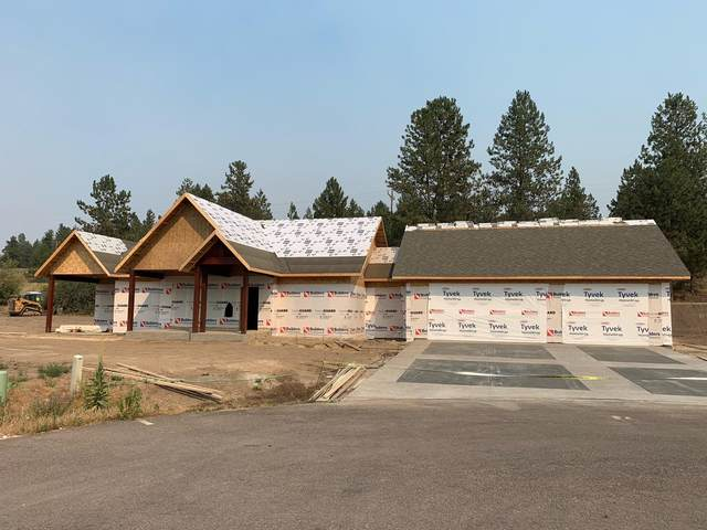 100 Fly High Drive, Stevensville, MT 59870 (MLS #22111585) :: Montana Life Real Estate