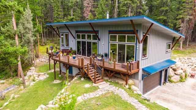 195 Moose Trail Drive, Whitefish, MT 59937 (MLS #22111600) :: Montana Life Real Estate