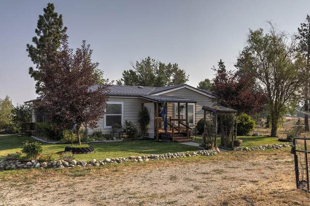 67 Bullseye Lane, Victor, MT 59875 (MLS #22111601) :: Whitefish Escapes Realty