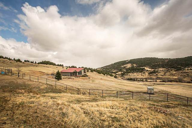 5442 S Fork Road, Hobson, MT 59452 (MLS #22111619) :: Whitefish Escapes Realty