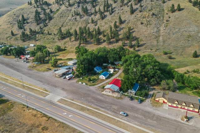 82856 Us-93, Ravalli, MT 59863 (MLS #22111642) :: Andy O Realty Group