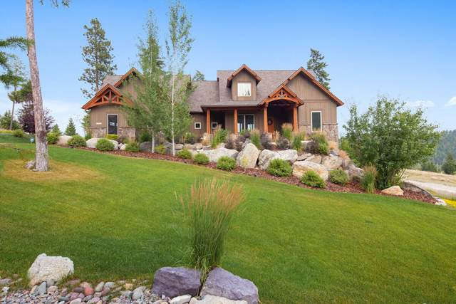 388 Ridge Line Drive, Lakeside, MT 59922 (MLS #22111663) :: Whitefish Escapes Realty