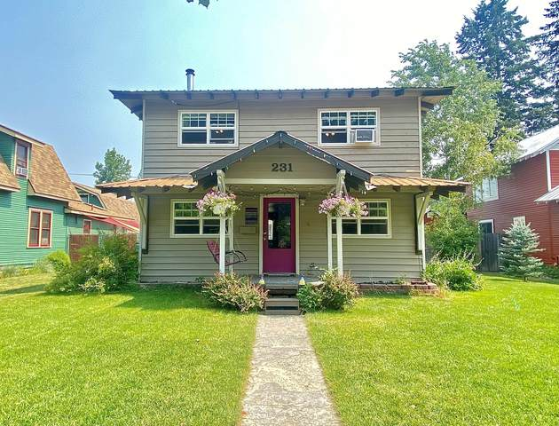 231 Columbia Avenue, Whitefish, MT 59937 (MLS #22111669) :: Whitefish Escapes Realty