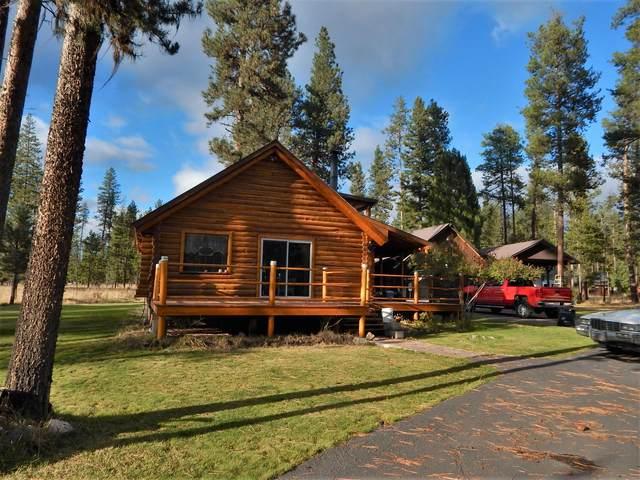 152 Chipmonk Court, Seeley Lake, MT 59868 (MLS #22111688) :: Peak Property Advisors