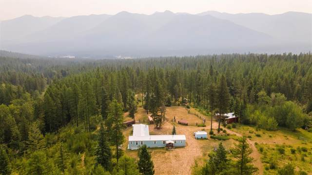 1064 Grizzly Mountain Road, Missoula, MT 59808 (MLS #22111689) :: Whitefish Escapes Realty