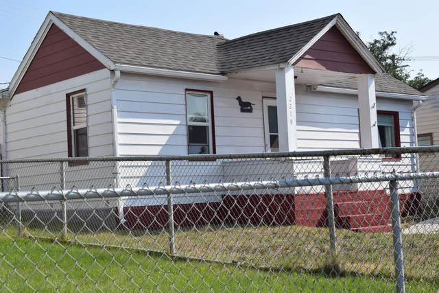 2219 Amherst Avenue, Butte, MT 59701 (MLS #22111726) :: Whitefish Escapes Realty