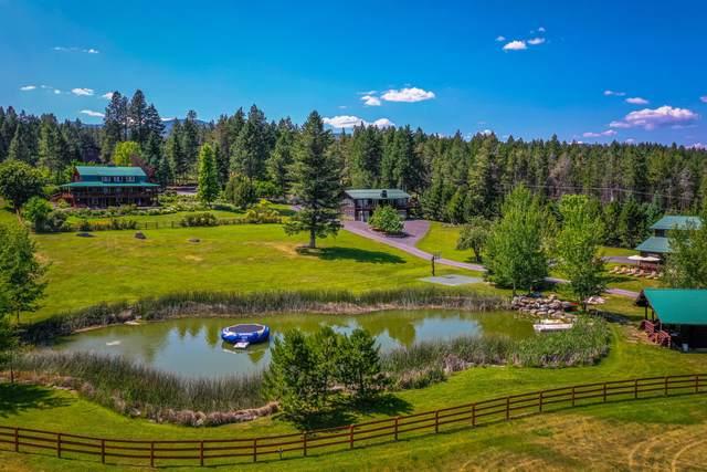 420 Deer Creek Road, Lakeside, MT 59922 (MLS #22111753) :: Dahlquist Realtors