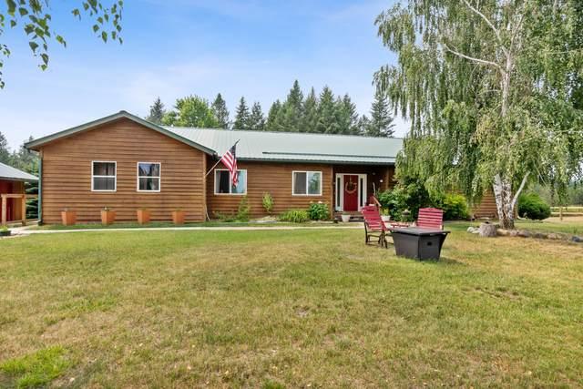 110 Sandy Lane, Bigfork, MT 59911 (MLS #22111760) :: Peak Property Advisors