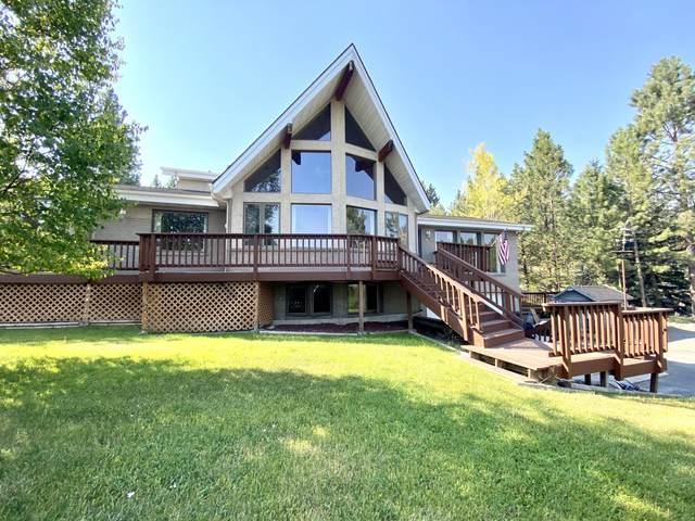1915 Lime Kiln Road, Helena, MT 59601 (MLS #22111766) :: Peak Property Advisors