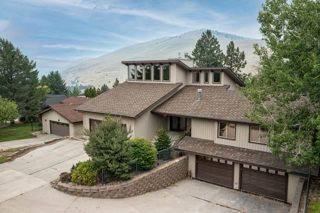 710 Highland Park Drive, Missoula, MT 59803 (MLS #22111790) :: Peak Property Advisors