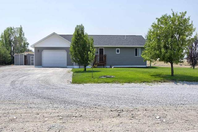 12 Woodchuck Loop, Townsend, MT 59644 (MLS #22111802) :: Andy O Realty Group