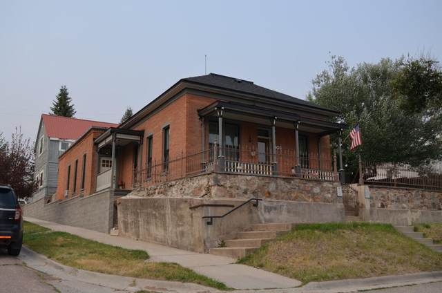 101 E Granite Street, Philipsburg, MT 59858 (MLS #22111805) :: Peak Property Advisors
