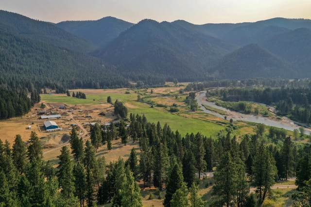 Nhn Timbco Place, Clinton, MT 59825 (MLS #22111811) :: Whitefish Escapes Realty