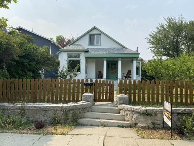 813 9th Avenue, Helena, MT 59601 (MLS #22111829) :: Peak Property Advisors