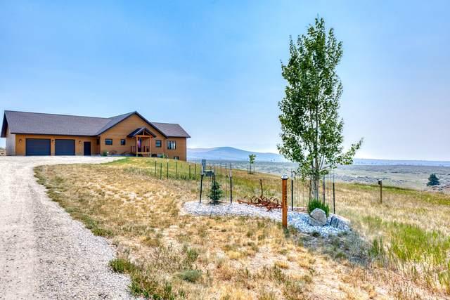 2821 Sunset Ranch Lane, Stevensville, MT 59870 (MLS #22111834) :: Peak Property Advisors