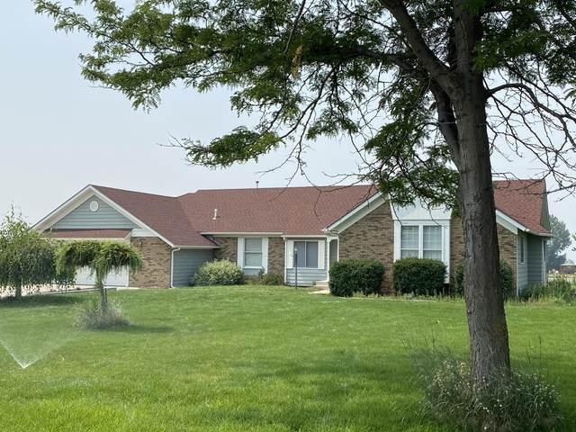 4489 Sunburst Lane, Stevensville, MT 59870 (MLS #22111836) :: Peak Property Advisors