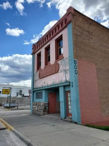 801 W Main Street, Thompson Falls, MT 59873 (MLS #22111845) :: Dahlquist Realtors