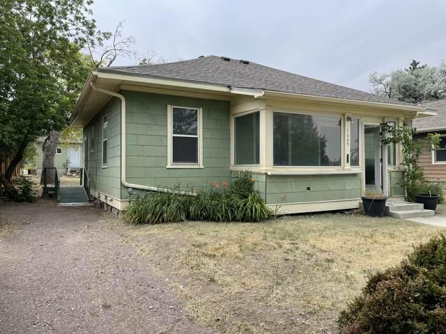 1605 Livingston Avenue, Helena, MT 59601 (MLS #22111848) :: Peak Property Advisors