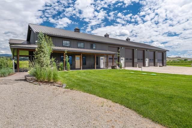 393 Groff Lane, Stevensville, MT 59870 (MLS #22111866) :: Peak Property Advisors