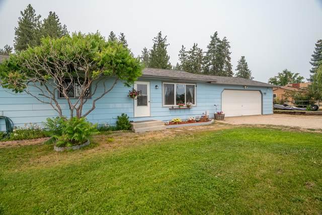 140 Dry Gulch Road, Stevensville, MT 59870 (MLS #22111885) :: Peak Property Advisors