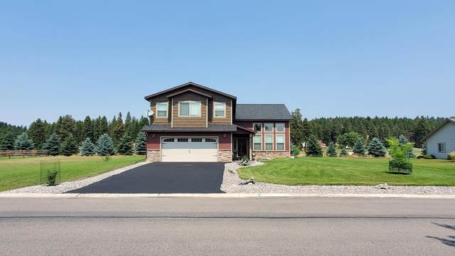1201 Mill Creek Drive, Bigfork, MT 59911 (MLS #22111898) :: Peak Property Advisors