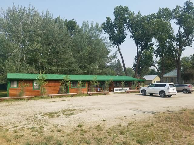 604 N Main Street, Darby, MT 59829 (MLS #22111924) :: Andy O Realty Group