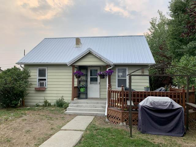 2621 Washoe Street, Butte, MT 59701 (MLS #22111937) :: Whitefish Escapes Realty