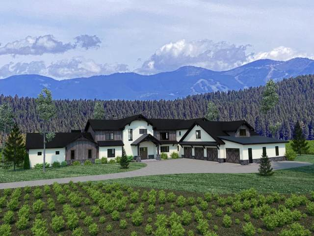 1357 Spring Prairie Ranch Road, Whitefish, MT 59937 (MLS #22111960) :: Whitefish Escapes Realty