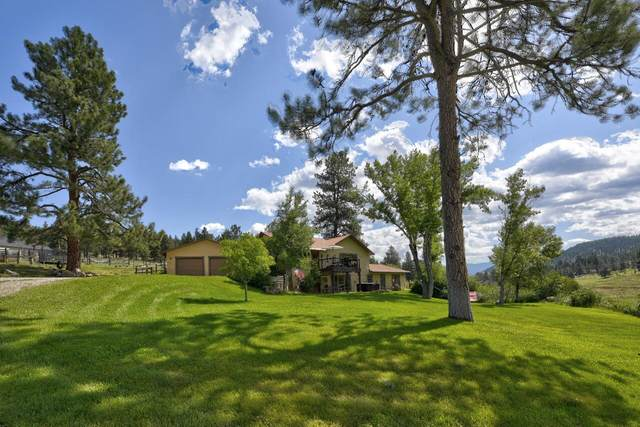 254 Lump Gulch Road, Clancy, MT 59634 (MLS #22111962) :: Andy O Realty Group