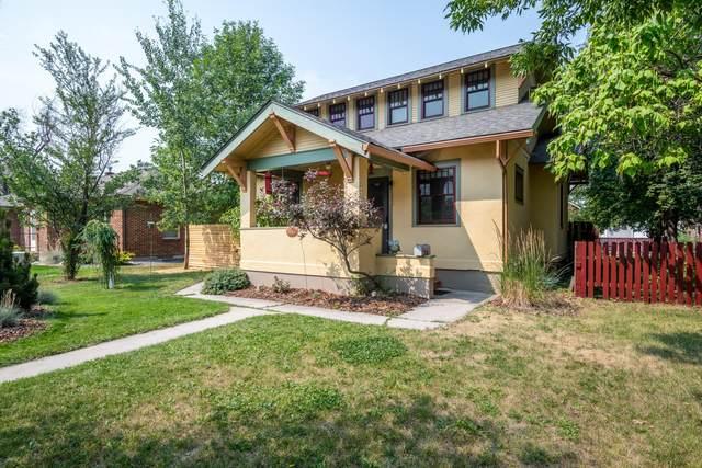 1617 Ronald Avenue, Missoula, MT 59801 (MLS #22111979) :: Peak Property Advisors