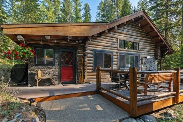 1241 Larch Lane, Whitefish, MT 59937 (MLS #22111986) :: Whitefish Escapes Realty