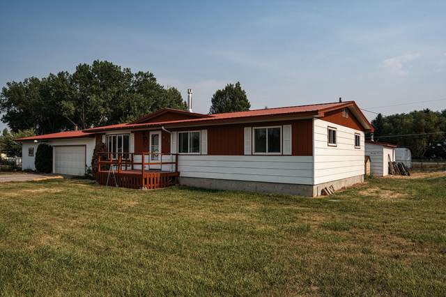 817 Ross Road, Helena, MT 59602 (MLS #22111989) :: Andy O Realty Group