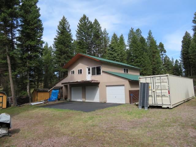 153 Moose Lane, Seeley Lake, MT 59868 (MLS #22111993) :: Andy O Realty Group