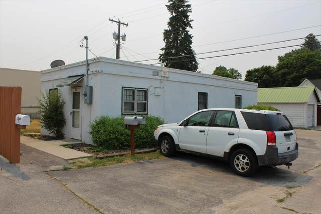 105/107 Ravalli Street, Hamilton, MT 59840 (MLS #22111999) :: Andy O Realty Group