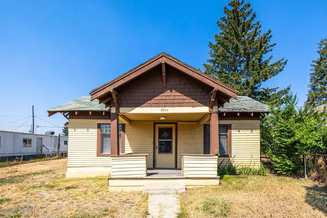 2011 Reynolds Avenue, Butte, MT 59701 (MLS #22112021) :: Whitefish Escapes Realty