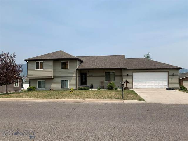 4840 S Warren Avenue, Butte, MT 59701 (MLS #22112043) :: Whitefish Escapes Realty