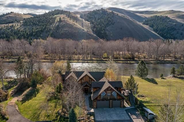 4900/4944 Hugo Way, Lolo, MT 59847 (MLS #22112047) :: Peak Property Advisors