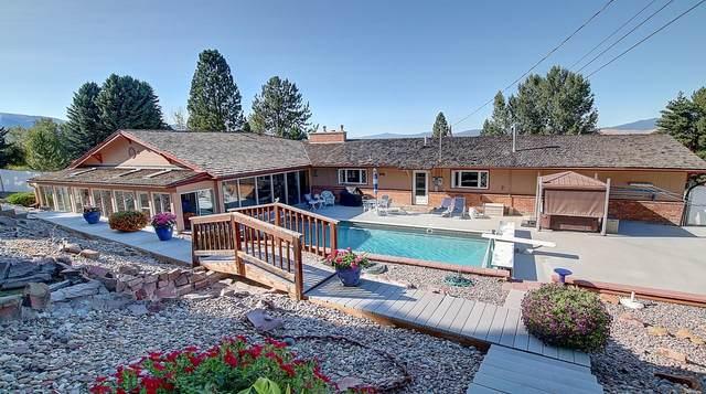 2821 St Thomas Drive, Missoula, MT 59803 (MLS #22112056) :: Peak Property Advisors