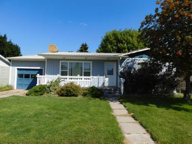 1626 W Central Avenue, Missoula, MT 59801 (MLS #22112069) :: Peak Property Advisors