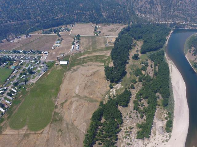 3690 Big Flat Road, Missoula, MT 59804 (MLS #22112071) :: Peak Property Advisors