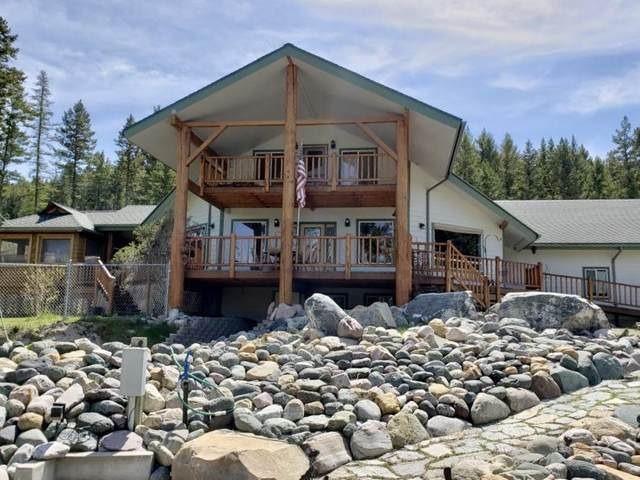 473 Bama Lane, Rexford, MT 59930 (MLS #22112088) :: Andy O Realty Group