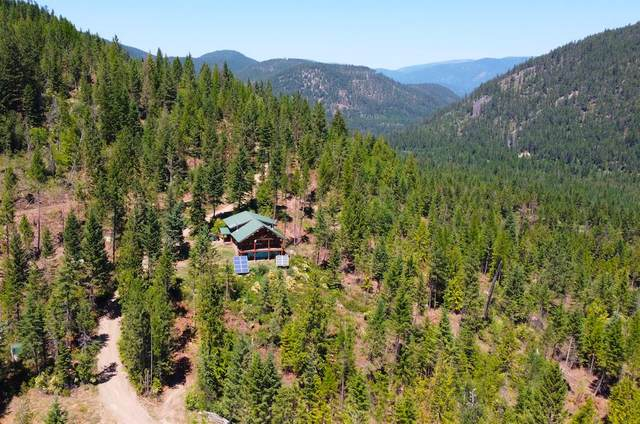 422 July Creek Road, Troy, MT 59935 (MLS #22112097) :: Andy O Realty Group
