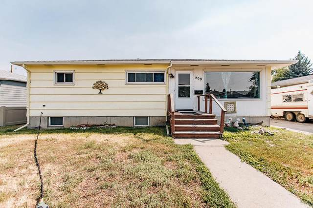 208 Smelter Avenue NW, Great Falls, MT 59404 (MLS #22112127) :: Andy O Realty Group