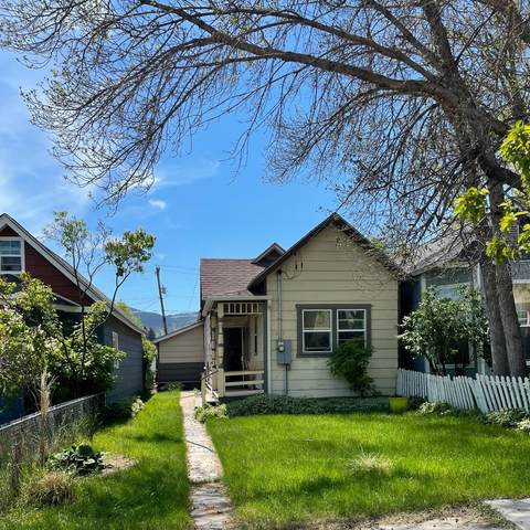 1327 Boulder Avenue, Helena, MT 59601 (MLS #22112136) :: Andy O Realty Group